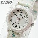 CASIO カシオ LQ-139LB-7B2/LQ139LB-7B2 ベーシック フローラル 花柄 キッズ 子供 かわいい レディース チープカシオ …