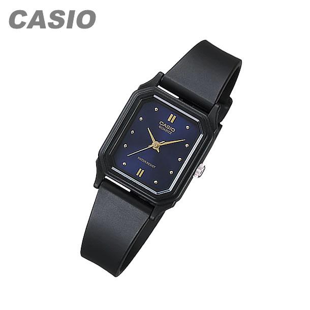 CASIO(カシオ) LQ-142E-2A/LQ142E-2A ベーシック アナログ ブルー キッズ・子供 かわいい! レディースウォッチ チープカシオ 腕時計