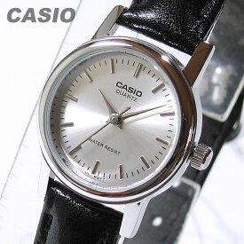 CASIO カシオ LTP-1095E-7A/LTP1095E-7A ベーシック アナログ ブラック/シルバー キッズ 子供 かわいい レディース チープカシオ チプカシ 腕時計 【あす楽対応】