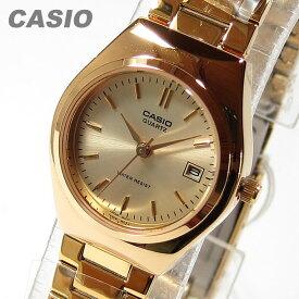 CASIO カシオ LTP-1170N-9A/LTP1170N-9A ベーシック アナログ ゴールド キッズ 子供 かわいい レディース チープカシオ チプカシ 腕時計 【あす楽対応】