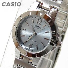 CASIO カシオ LTP-1177A-2A/LTP1177A-2A ベーシック アナログ メタルベルト キッズ 子供 かわいい レディース チープカシオ チプカシ 腕時計 【あす楽対応】