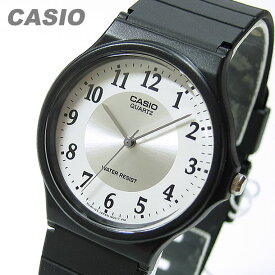 CASIO カシオ MQ-24-7B3LL/MQ24-7B3LL ベーシック アナログ ブラック/ホワイト キッズ 子供 かわいい メンズ チープカシオ チプカシ 腕時計 【あす楽対応】