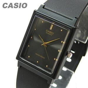 CASIO カシオ MQ-38-1A/MQ38-1A ベーシック アナログ ブラック キッズ 子供 かわいい ユニセックス チープカシオ チプカシ 腕時計 【あす楽対応】