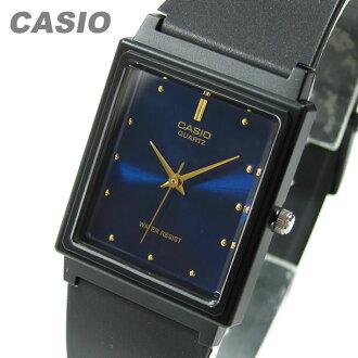 CASIO (CASIO) MQ-38 -2 A/MQ38 - 2 A basic analog Navy Unisex Watch watches