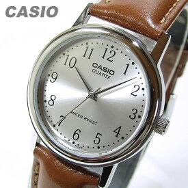 【メール便送料無料】 CASIO カシオ MTP-1095E-7B/MTP1095E-7B ベーシック アナログ ブラウン キッズ 子供 かわいい メンズ チープカシオ チプカシ 腕時計 【あす楽対応】