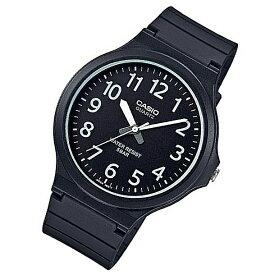 CASIO カシオ MW-240-1B/MW240-1B ベーシック アナログ ブラック キッズ 子供 かわいい メンズ チープカシオ チプカシ 腕時計