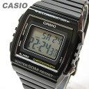 【メール便送料無料】【箱無し品】 CASIO カシオ W-215H-1A/W215H-1A スタンダード デジタル ブラックダイアル キッズ 子供 かわいい メンズ チープカシオ チプカシ 腕時計