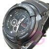 卡西欧 g-休克 (卡西欧 G 休克) G-301B-1A/G301B-1A G 穗 OO / g 穗双 aus 模拟数字手表