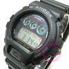 CASIO g-shock G-shock Casio G-6900-1/G6900-1 tough solar powered overseas model men's watch