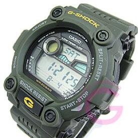 【並行輸入品】 CASIO G-SHOCK カシオ Gショック G-7900-3DR/G-7900-3 タイドグラフ 耐低温仕様 グリーン メンズウォッチ 腕時計