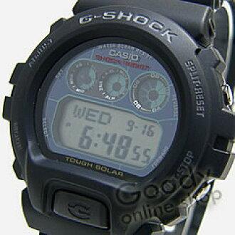 CASIO g-shock G-shock Casio G-6900-1DR/G6900-1 tough solar powered overseas model men's watch