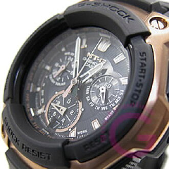 CASIO g-shock (CASIO G-shock) MTG-1000BR-1 A/MTG-1000BR-1A MT-G BLACK×GOLD multi-band 5 wave solar men's watch
