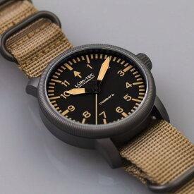 【500本限定生産】 LUM-TEC/LUMTEC ルミテック COMBAT B46 CAMO コンバット Swiss Ronda 515 スイス製ムーブメント ミリタリーウォッチ ZULU/NATOストラップ メンズ 腕時計