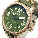 【世界限定ウォッチ】 LUM-TEC/LUMTEC (ルミテック) Combat B19 Bronze コンバット ブロンズ 自動巻き Miyota 9015ムーブメント採用 オリーブグリーン カーキ ミリタリーウォッチ 脅威の蓄光 腕時計