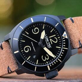 【500本限定生産】 LUM-TEC/LUMTEC ルミテック Mシリーズ M87 Swiss Ronda スイス製 クォーツ ムーブメント ZULU/NATOストラップ メンズウォッチ 30気圧防水 腕時計
