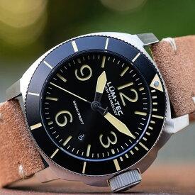 【500本限定生産】 LUM-TEC/LUMTEC ルミテック Mシリーズ M88 Swiss Ronda スイス製 クォーツ ムーブメント ZULU/NATOストラップ メンズウォッチ 30気圧防水 腕時計