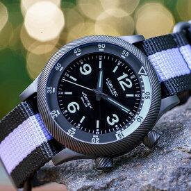 LUM-TEC/LUMTEC ルミテック VORTEX SOLAR 日本製 ソーラークォーツムーブメント搭載/VS42A movement ミリタリーウォッチ ZULU/NATOストラップ メンズ 腕時計