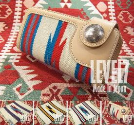 3d209ce2584e ORTEGA オルテガラグウォレット ホワイト系 手縫い ユニセックス 財布 長財布