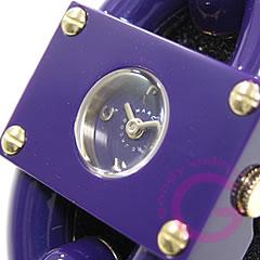 MARC BY MARC JACOBS (マーク バイ マークジェイコブス) MBM4528 Leah Chain/リア チェーン 大人かわいい!ブレスウォッチ パープル レディース 腕時計 【あす楽対応】