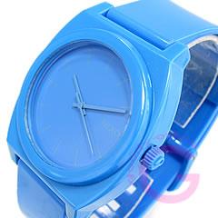 NIXON ニクソン NIXON TIME TELLER P ニクソン タイムテラー P A119-300/A119300 ブルー ラバーベルト ユニセックスウォッチ 腕時計 【あす楽対応】