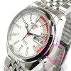 SEIKO5 ( Seiko ) SEIKO / Seiko 5 SNK369J1 automatic winding white pair model watch