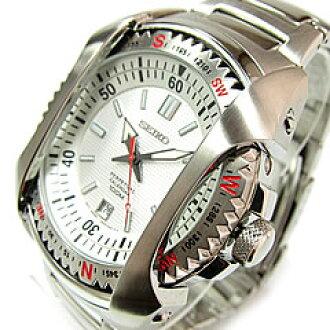 Perpetual calendar metal belt watch SEIKO ( Seiko ) SNQ087P1