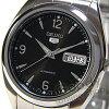 SEIKO (Seiko) SEIKO5 / Seiko 5 SNX123K automatic winding black men's watch