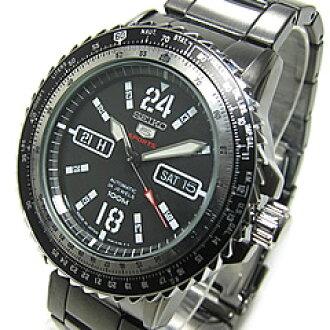 SEIKO5/说共-5 SRP355J1人表自动卷SEIKO5手表