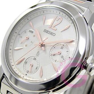 SEIKO (세이코) SSVB097 LUKIA/르키아마르치판크션레디스워치 손목시계