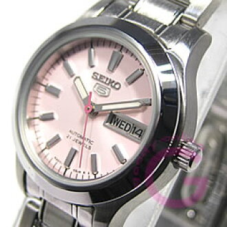 SEIKO (Seiko) SEIKO5 / Seiko 5 SYMD91K1 automatic winding metal Pink ladies watch watches