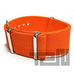 T2N (帶 T2N) CH22NT 4OR 4RING 北約尼龍錶帶帶橙色筆芯皮帶軍用手錶