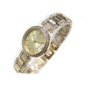 【メール便送料無料】TIMEX (タイメックス) T2P417 Classics/クラシック クリスタル装飾 メタルベルト ゴールド レディースウォッチ 腕時計【あす楽対応】