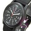 TIMEX T18581 露营者和露营者黑军事男装手表