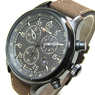 TIMEX (Timex) T49905 Field Chronograph/ field chronograph leather belt military men watch import goods watch