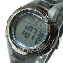 【メール便送料無料】TIMEX (タイメックス) T5K359 Marathon/マラソン デジタル ラバーベルト ブラック×ブルー メ…