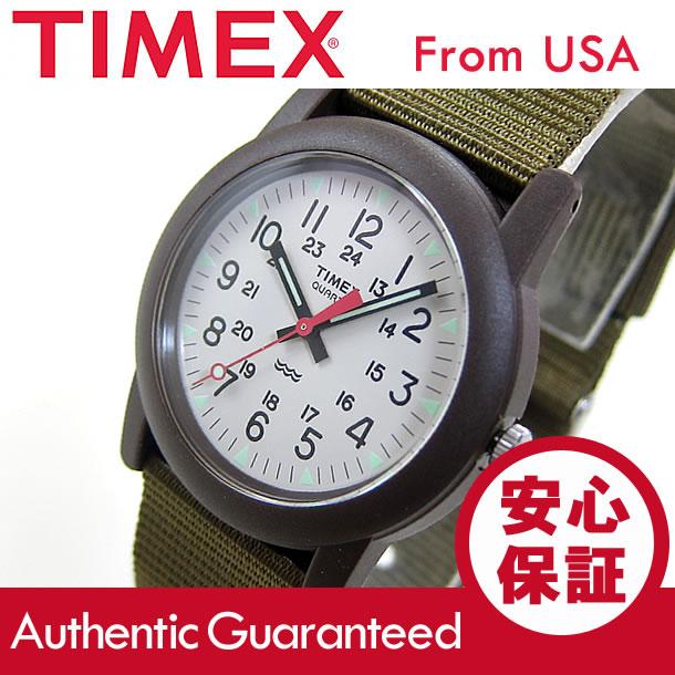 TIMEX (タイメックス) TW2P59800 CAMPER/キャンパー ナイロンベルト ミリタリー メンズウォッチ 腕時計