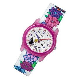 【メール便送料無料】 TIMEX タイメックス TW2R41700 Peanuts/ピーナッツ スヌーピー ウッドストック キッズ・子供にオススメ かわいい キッズウォッチ 腕時計