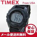 【メール便送料無料】Timex (タイメックス) TW4B07700 Expedition/エクスペディション デジタル ラバーベルト ブラック メンズウォッチ 腕時計