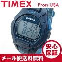 【メール便送料無料】 TIMEX (タイメックス) TW5M11400 IRONMAN 10-LAP ESSENTIAL 10/アイアンマン 10ラップ エッセンシャル10 デジタル ラバーベルト ブ