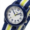 【メール便送料無料】TIMEX (タイメックス) TW7C05800 TIMEX KIDS/タイメックスキッズ ナイロンベルト ブルー キッ…
