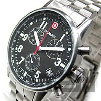温格 (温格) 70826 XL 突击队 / 大尺寸命令计时军事手表