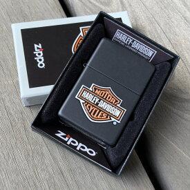【並行輸入品】 ZIPPO ジッポー 49196 Harley Davidson-Eagle ハーレーダビッドソン USA/アメリカ直輸入 オイルライター レギュラーサイズ ブラス 真鍮