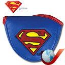 スーパーマン パターカバーマレット WHC1364【あす楽】