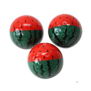 スイカボール3球セット BALL029【最安値に挑戦】【ssglbl】