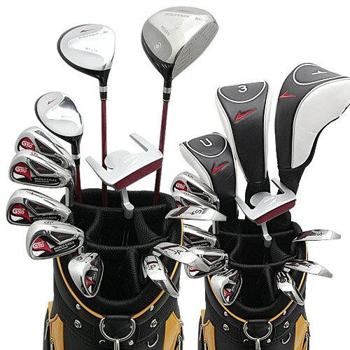 ワールドイーグル G510 + CBX007カードバッグ メンズゴルフクラブ16点フルセット 右用  【0824楽天カード分割】【あす楽】