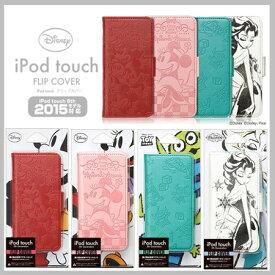 4d18d25e30 ディズニー iPod touch 手帳型ケース 第5世代 / 第6世代ケース カバー ipod