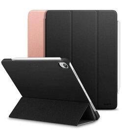 iPad Pro 11インチ ケース 2018モデル専用 ウルトラスリム Smart Folio Gentility Apple Pencilスマートカバー アイパッドプロ 手帳ケースES15997 手帳型 レザー カバー docomo au softbank ダイアリー ブックRoa 10P 4589753049970