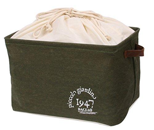 ピッコロ 1947 daciao レクトボックス 38cm グリーン系 小物入れ