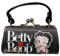 ベティー(ベティ)ブープキュートな小銭入れ財布ちょっとした小物入れにもポーチアクセサリーケース印鑑入れがま口タイプとっても小さなポーチです!