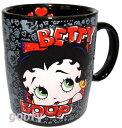 ベティー ブープ betty boopマグカップ ビックフェイス